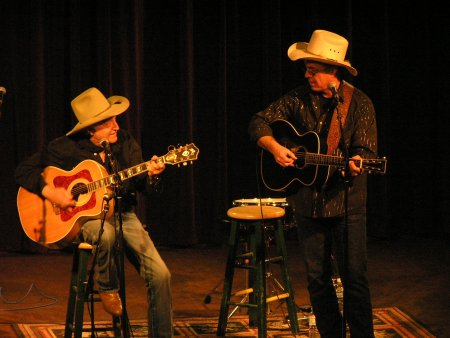 Tom Russell & Ramblin' Jack Elliott